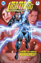 Image: Black Lightning: Cold Dead Hands #1  [2017] - DC Comics