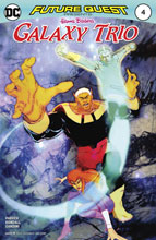 Image: Future Quest Presents #4 (variant cover - Bill Seinkiewicz) - DC Comics