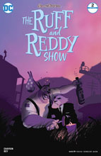 Image: Ruff & Reddy Show #2 (variant cover - Mac Rey) - DC Comics