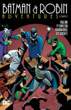 Image: Batman & Robin Adventures Vol. 02 SC  - DC Comics