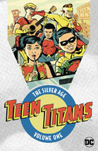 Image: Teen Titans: The Silver Age Vol. 01 SC  - DC Comics