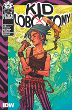 Image: Kid Lobotomy #2 (cover B - Canete)  [2017] - IDW Publishing