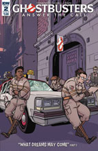 Image: Ghostbusters: Answer the Call #2 (cover B - Vieceli)  [2017] - IDW Publishing