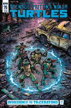Image: Teenage Mutant Ninja Turtles #76 (cover B - Eastman)  [2017] - IDW Publishing