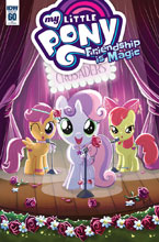 Image: My Little Pony: Friendship Is Magic #60 (incentive cover - Valentina Pinto) (10-copy)  [2017] - IDW Publishing
