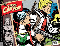 Image: Complete Steve Canyon Vol. 08: 1961-1962 HC  - IDW Publishing