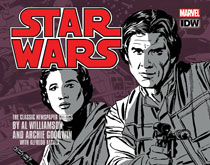 Image: Star Wars: The Classic Newspaper Comics Vol. 02 HC  - IDW Publishing