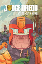 Image: Judge Dredd: Mega-City Zero SC  - IDW Publishing