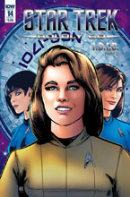 Image: Star Trek: Boldly Go #14 (cover A - Shasteen) - IDW Publishing