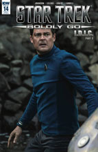 Image: Star Trek: Boldly Go #14 (incentive cover - Photo) (10-copy) - IDW Publishing