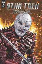 Image: Star Trek: Discovery: The Light of Kahless #2 (cover A - Shasteen) - IDW Publishing