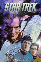Image: Star Trek: The New Adventures Vol. 04 SC  - IDW Publishing