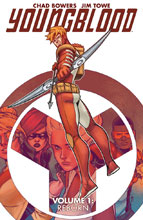 Image: Youngblood Vol. 01: Reborn SC  - Image Comics
