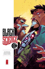 Image: Black Science #33 (cover A - Scalera & Dinisio) - Image Comics