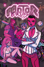 Image: Motor Crush #8 (cover A - Tarr)  [2017] - Image Comics