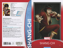 Image: Master of Kung Fu #126 (Legacy) (variant cover - Christopher Trading Card)  [2017] - Marvel Comics