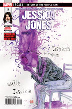 Image: Jessica Jones #14 (Legacy) - Marvel Comics
