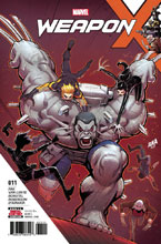 Image: Weapon X #11 - Marvel Comics