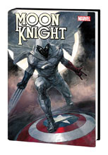Image: Moon Knight by Brian Michael Bendis & Alex Maleev HC  - Marvel Comics