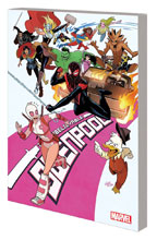 Image: Gwenpool the Unbelievable Vol. 04: Beyond the Fourth Wall SC  - Marvel Comics