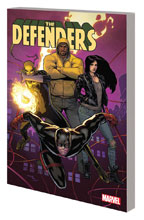Image: Defenders Vol. 01: Diamonds Are Forever SC  - Marvel Comics