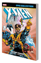 Image: X-Men Epic Collection: Mutant Genesis SC  - Marvel Comics