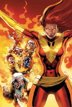 Image: Phoenix: Resurrection by Yu Poster  - Marvel Comics