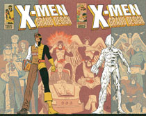 Image: X-Men: Grand Design by Piskor Poster  - Marvel Comics