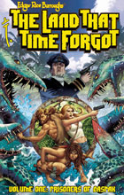 Image: Edgar Rice Burroughs The Land That Time Forgot Vol. 01 SC  - American Mythology Productions