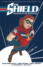 Image: SHIELD Vol. 01: Daughter of the Revolution SC  - Archie Comic Publications