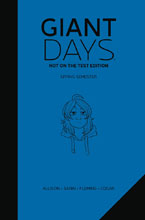 Image: Giant Days: Not on the Test Edition Vol. 02 HC  - Boom! Box