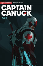 Image: Captain Canuck Season 01: Aleph SC   - Chapterhouse Comics