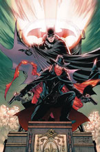 Image: Shadow / Batman #2 (cover G incentive - Daniel Virgin) (20-copy) - Dynamite