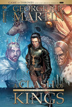 Image: George R. R. Martin's A Clash of Kings #6 (cover A - Miller) - Dynamite