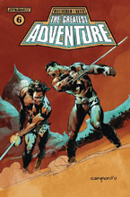 Image: Greatest Adventure #8 (cover A - Nord)  [2017] - Dynamite