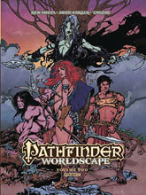 Image: Pathfinder Worldscape Vol. 02 HC  - Dynamite