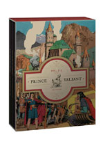 Image: Prince Valiant Box Set Vol. 01-03  (1937-1942) HC - Fantagraphics Books
