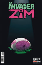Image: Invader Zim #25 - Oni Press Inc.