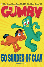 Image: Gumby Vol. 01: 50 Shades of Clay SC  - Papercutz