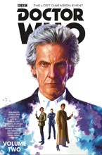 Image: Doctor Who - The Lost Dimension Vol. 02 HC  - Titan Comics