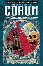 Image: Michael Moorcock Library - Corum Vol. 01: The Knight of the Swords HC  - Titan Comics