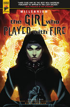 Image: Millennium: The Girl Who Played with Fire SC  - Titan - Hard Case Crime
