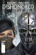 Image: Dishonored: Peeress and the Price SC  - Titan Comics