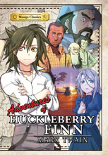Image: Adventures of Huckleberry Finn: Manga Classics HC  - Udon Entertainment Inc