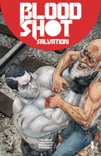 Image: Bloodshot Salvation #3 (cover A - Rocafort) - Valiant Entertainment LLC