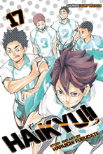 Image: Haikyu!! Vol. 17 GN  - Viz Media LLC