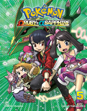 Image: Pokemon: Ruby / Sapphire Vol. 05 SC  - Viz Media LLC