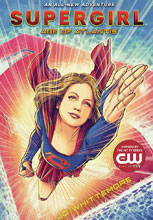 Image: Supergirl: Age of Atlantis HC  - Amulet Books