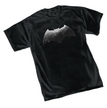 Image: Justice League T-Shirt: Batman Symbol  (L) - Graphitti Designs
