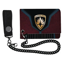 Image: Guardians of the Galaxy Chain Wallet  - Bioworld Merchandising